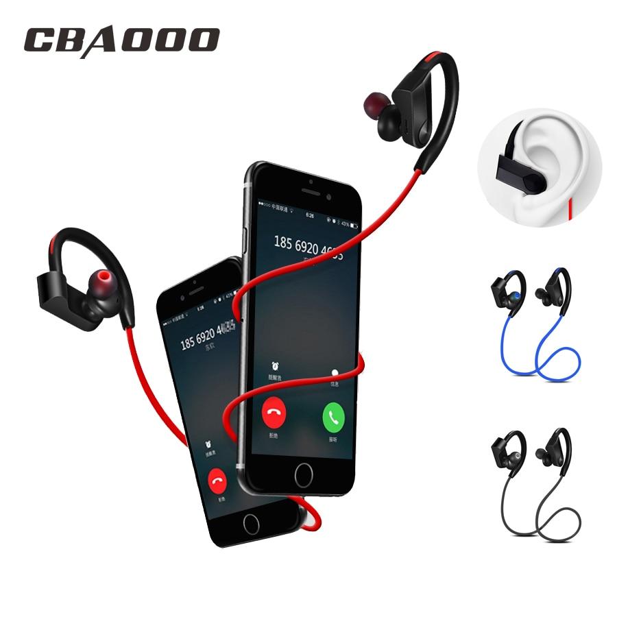 CBAOOO K98 auriculares inalámbricos Bluetooth auricular earpods Sprot auriculares estéreo bass Blutooth auriculares para teléfono