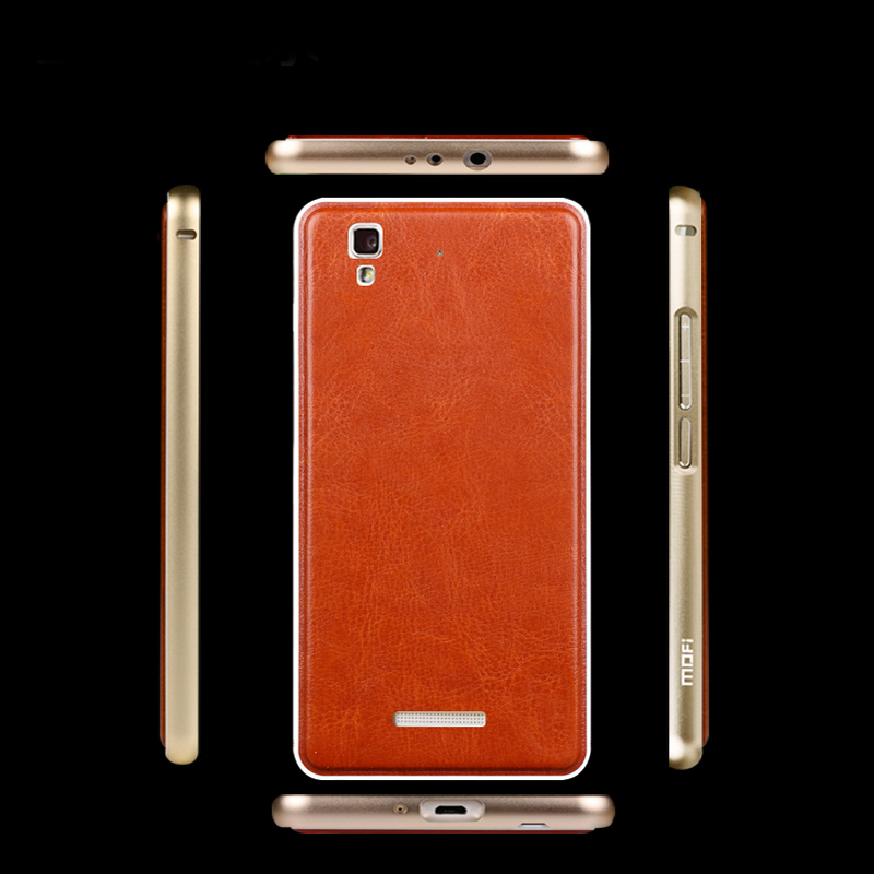 new style 2d264 8bed3 US $13.99 |Free shipping High end mofi case for Micromax yu yureka Bumper  case pu leather for Micromax yu yureka new arrival leather case on ...