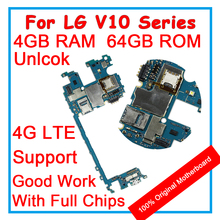 100% original Unlocked motherboard For LG V10 H968 H960A/H960 H962 H961/H961N H900 H901 VS990 F600LSK 64GB Mainboard With Chips-in Mobile Phone Antenna from Cellphones & Telecommunications on Aliexpress.com | Alibaba Group