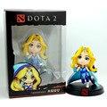DOTA 2 Game Figura Crystal Maiden Ação PVC Figuras Coleção Dota 2 Brinquedos