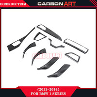 Carbon Interior For BMW 1 series F20 F21 2 series F22 Car Styling Trims Decorations Auto Accessories Carbon Fiber 2011+
