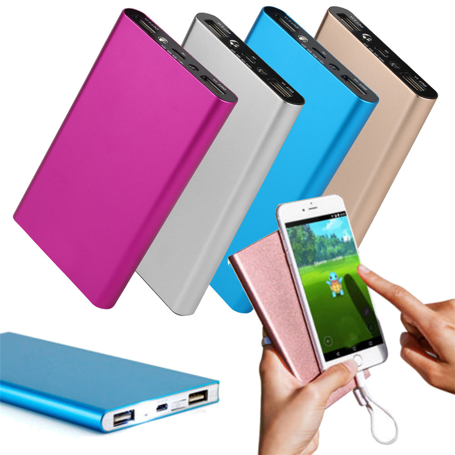 Good Qualit 16000mAh Portable USB External <font><b>Battery</b></font> <font><b>Charger</b></font> Power Bank for <font><b>Cell</b></font> <font><b>Phone</b></font> for Iphone 8 X Smart <font><b>Phones</b></font> for Samsung