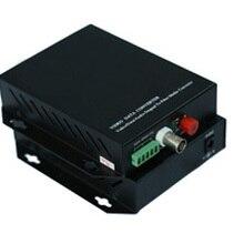 Аналоговый оптический передатчик 1ch с возвратными данными 1ch(одиночный режим, одиночное волокно 20 км, FC