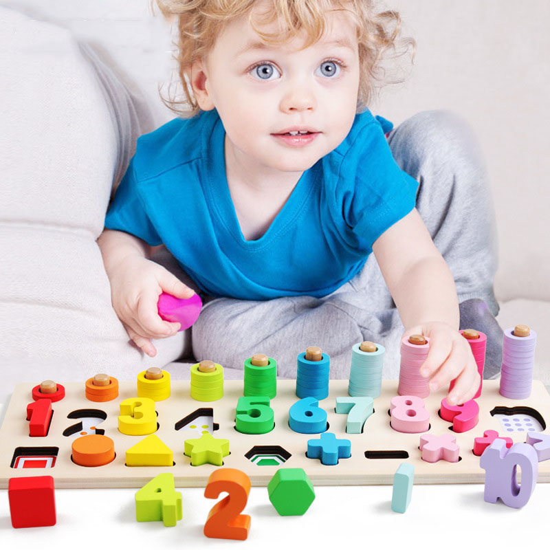 Wooden-Montessori-Materials-Toys-Learning-To-Count-Numbers-Matching-Digital-Shape-Match-Early-Education-Teaching-Aids (1)