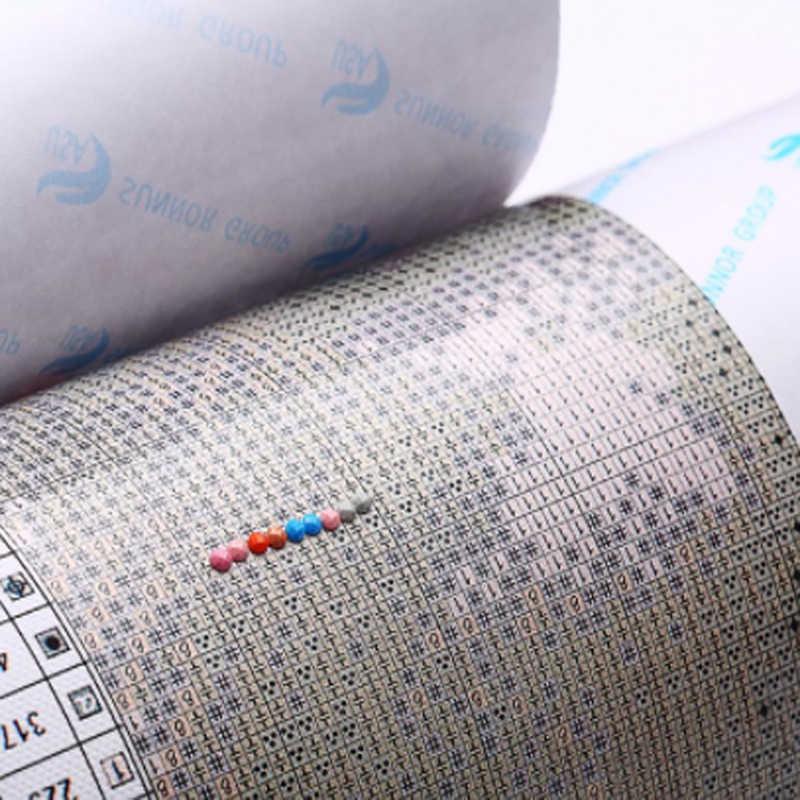 Needlework DIY Pintura Diamante do Ponto da Cruz Estante 5D Mosaico Gato Livro Praça Cheia/Ícone de Perfuração Redonda Diamante Bordado