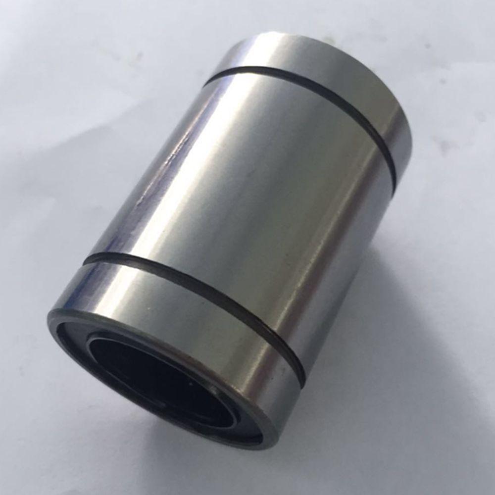 1PC LM60LUU 60mm x 90mm x 209mm Linear Motion Ball Bearing Silver Tone цены онлайн