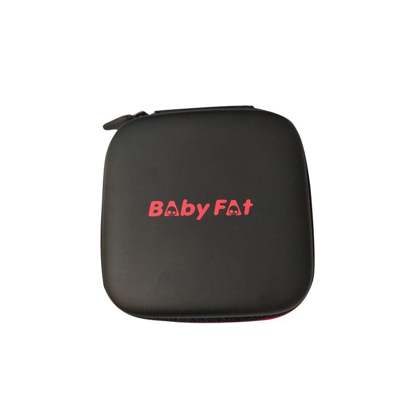 Babyfat 3-Piece-Case