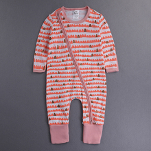Baby Cotton Long-Sleeved Bodysuit