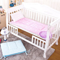 Hot 105 * 60 centimeters of baby bedding set 100% cotton double-sided sleep mattress