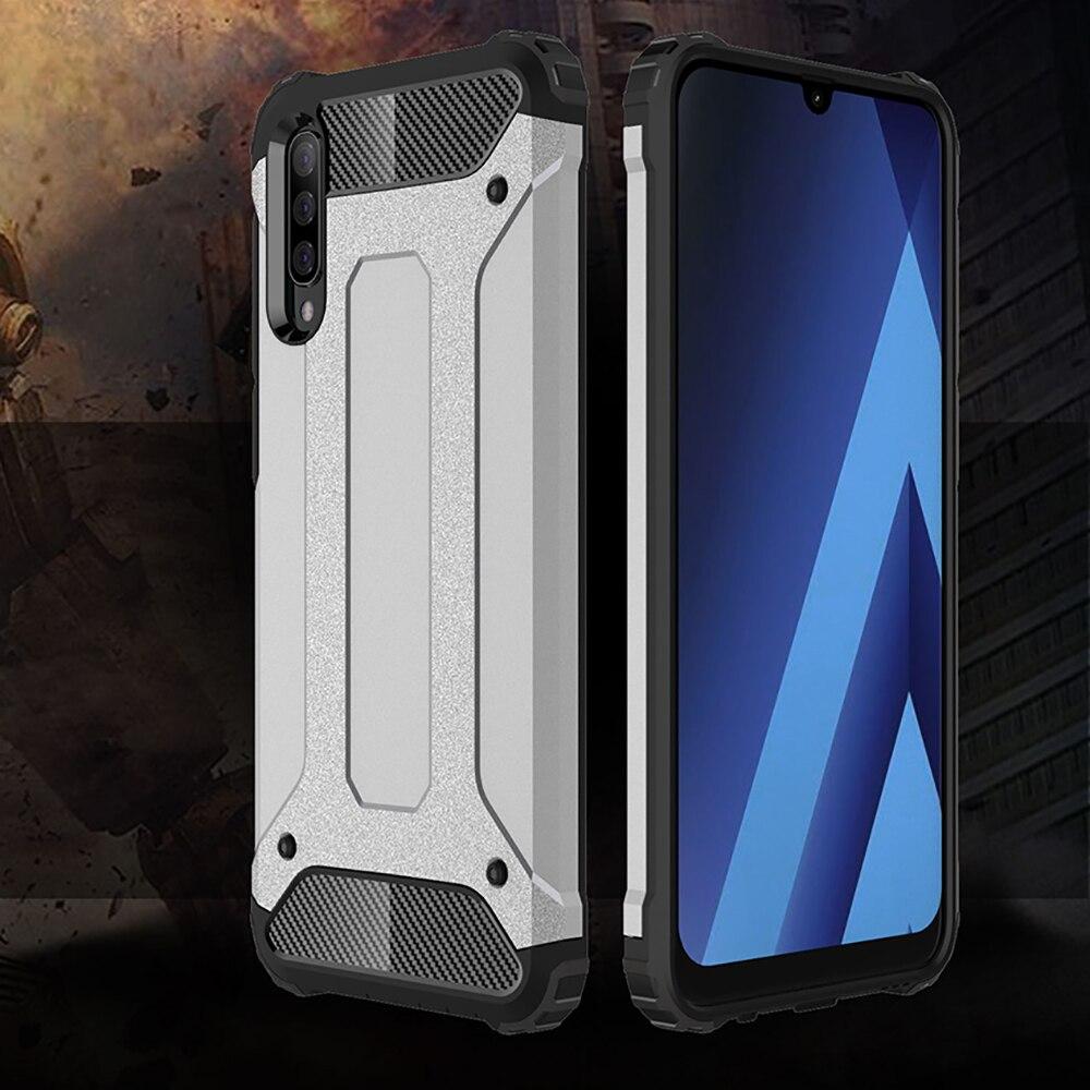 Sfor Samsung Galaxy A50 Case For Samsung Galaxy A50 A51 A70 A71 A70S A50S A30S A70E A505F A515F Phone Back Coque Cover Case