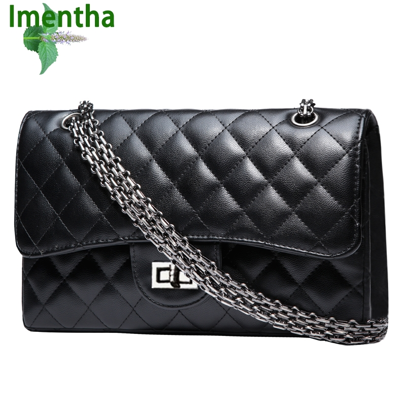 2017 new vintage black women shoulder bags chain bag plaid trunk women handbag sac a main femme de marque nouvelle collection 2017 new vintage black women shoulder bags chain bag plaid trunk women handbag sac a main femme de marque nouvelle collection