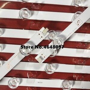 Image 5 - 14 PCS/set LED backlight strip bar LZ55O1LCEPWA A B for LG 55 inch TV 55LN5400 55LN5200 INNOTEK POLA2.0 55 R L type