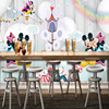 Custom 3D Mural Wallpaper children Room wall covering Wallpaper 3D Cartoon Lovely 3D kid Photo Wallpaper Home Decor 4
