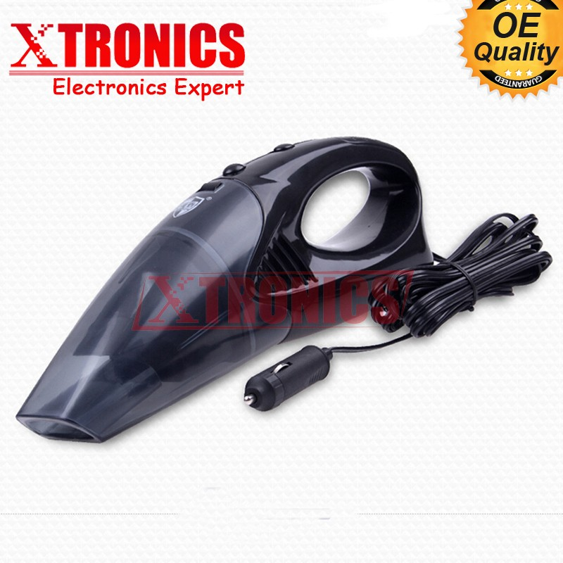 Car Vacuum Cleaner Wet And Dry Dual-use Super Suction(3)