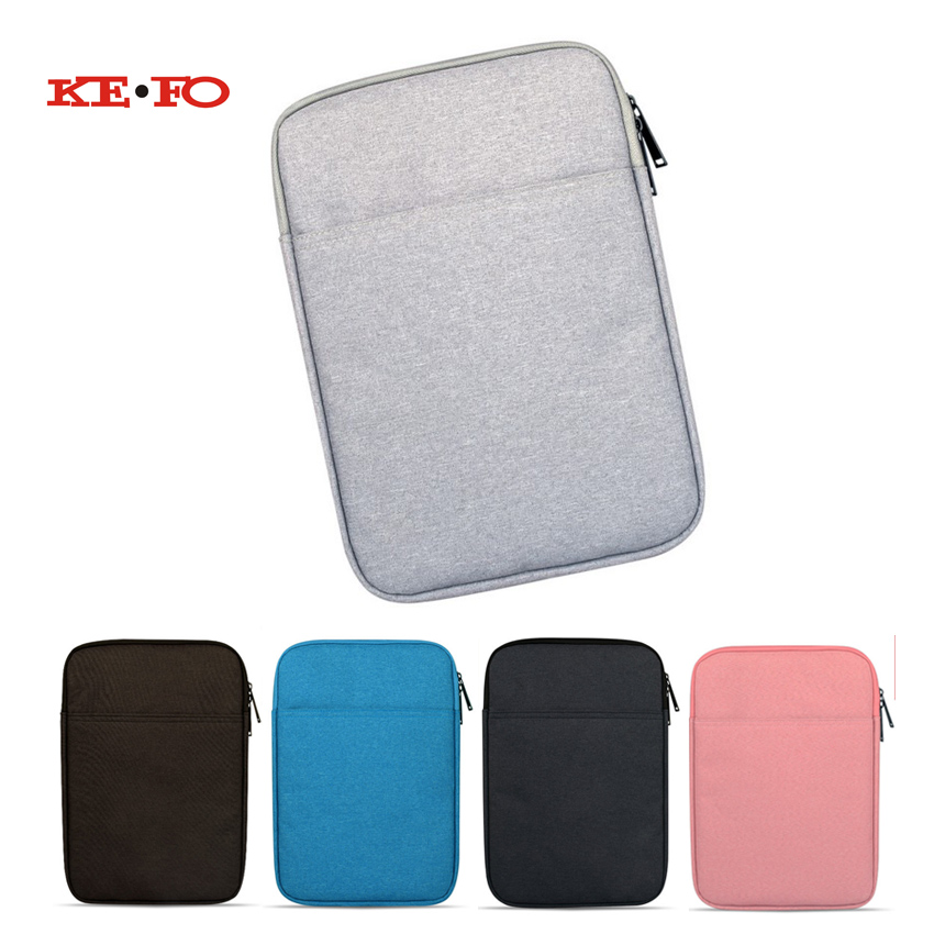 Kefo Universal Cover For Samsung Galaxy Tab E 8.0 T377 T377V T3777 T375 Tablet Shockproof Portable Carry Bag Sleeve Pouch Case metal ring holder combo phone bag luxury shockproof case for samsung galaxy note 8