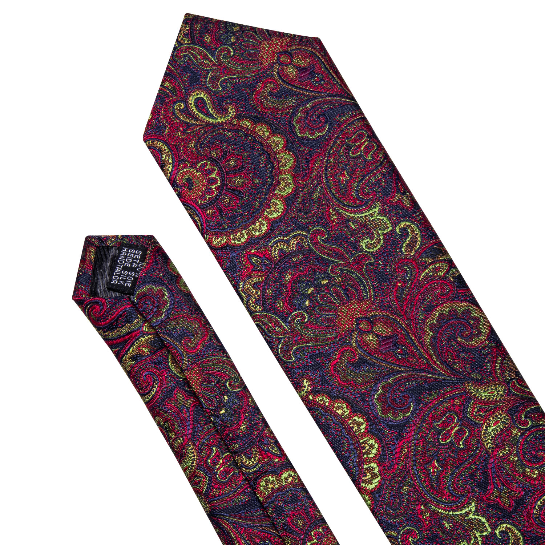 100/% Silk Tie Set Good Fortune