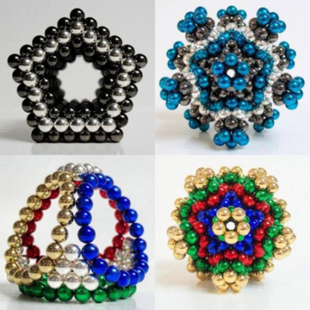 Neodymium Bucky Ball Colorful 216pcs Neo Cube Magic Puzzle Buckyballs Neocube Magnetic Balls Toys 3mm Product Specifications Ultra Strong