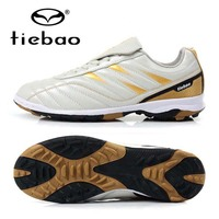 TIEBAO Brand Professional Outdoor Football Kids Soccer Boots Soccer Shoes Training Sneakers Botitas De Futbol