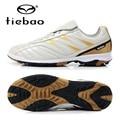 TIEBAO Brand Professional Outdoor Football Kids Soccer Boots TF Turf Sloes Soccer Shoes Training Sneakers botitas de futbol