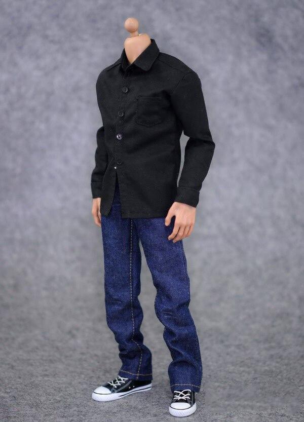 12 inch font b Male b font Figure Doll1 6 font b Male b font Clothes