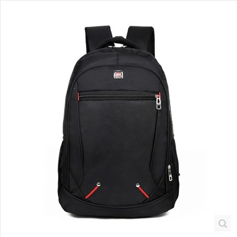 Multifunction Tote Casual Zipper Large Capacity Backpack Famous Design Bags Travel Simple Double backpack