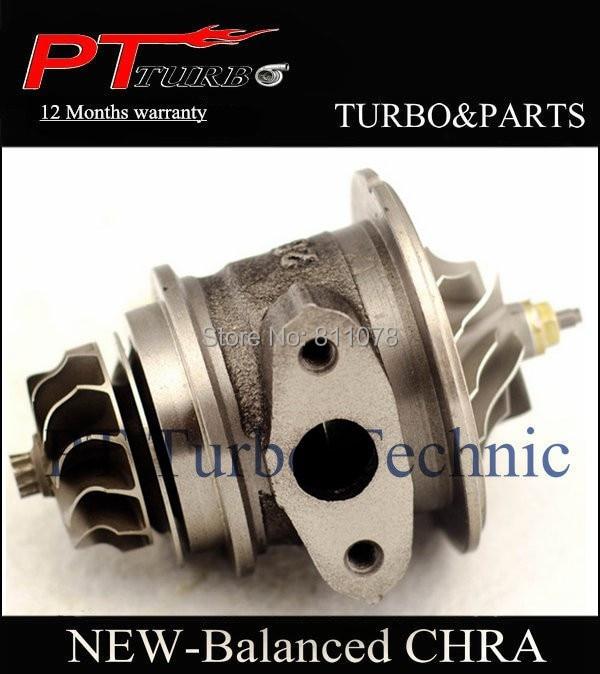 Turbo for Opel Corsa C 1.7 DI TD025M 49173-06503 Turbocharger cartridge CHRA balanced new turbo cartridge chra td02 49173 06500 49173 06501 turbo charger core for opel corsa c 1 7 di 55kw 48kw