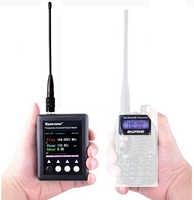 SURECOM-probador de Radio Digital portátil, contador de frecuencia para walkie-talkie Sf401 Plus, medidor CTCSS CDCSS, 27Mhz-3000Mhz, nuevo