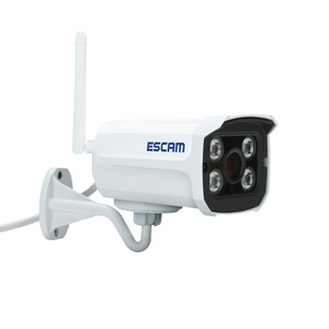 Image 4 - ESCAM QD900 WIFI 1080P 2.0 Megapixel HD Home Security Camera System Wireless Network IR Bullet Surveillance Outdoor Mini Camera