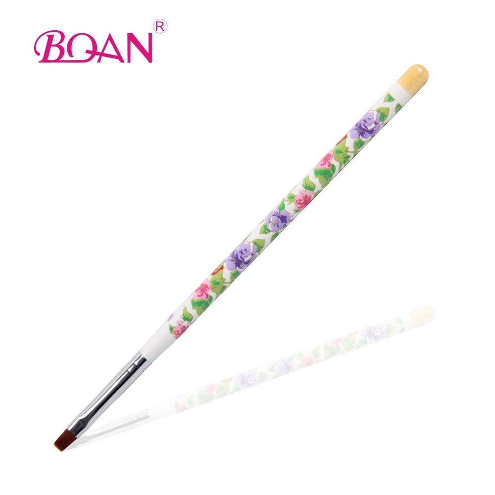 Free Shipping New Brand Wholesale Gel Brush Nail Art Pen Polish ...