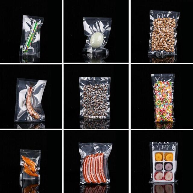 100 pcs/lot sac Sous Vide alimentaire scelleur Sous Vide sacs Sous Vide pour aliments Sous Vide Machine d'emballage sacs d'emballage 5