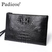 Padieoe клатч роскошные кожаные женские кошельки и кошельки маленький длинный молния простой модная женска сумка