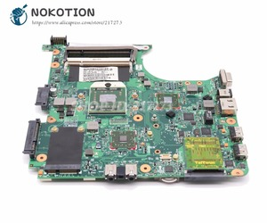 Image 2 - NOKOTION 494106 001 497613 001 For HP Compaq 6535S 6735S Laptop Motherboard Socket S1 DDR2 Free cpu