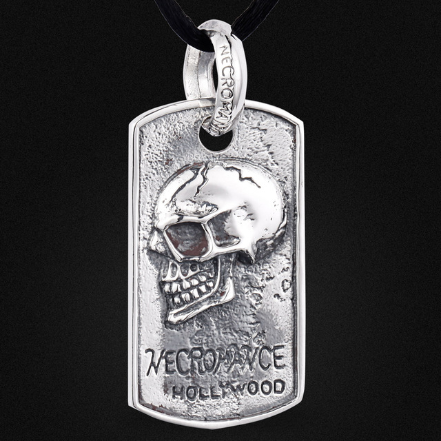 Aliexpress buy vintage jewelry wholesale 925 sterling silver vintage jewelry wholesale 925 sterling silver skull pendant silver in the mens brand new spot a0632 mozeypictures Image collections