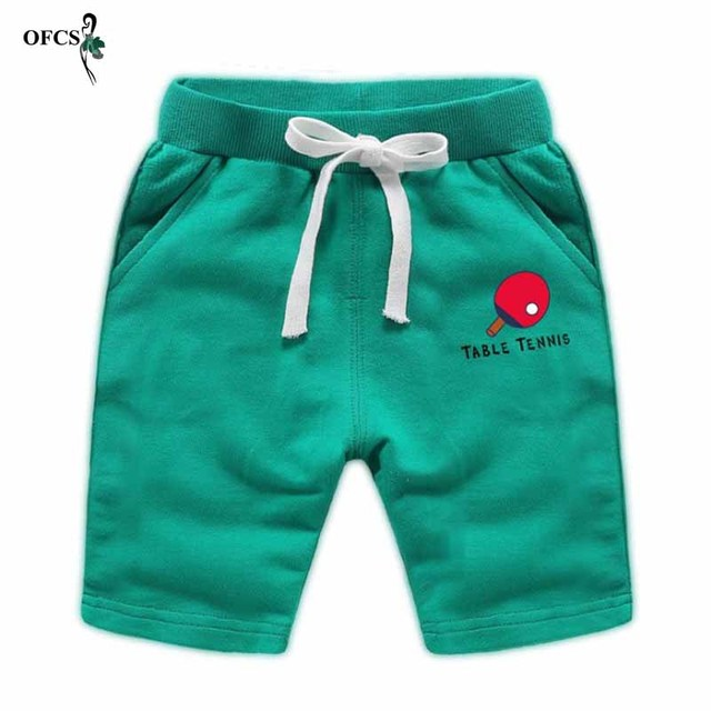 Offre spéciale pantalons couleur bonbon pour enfants   Pantalons pour bébés garçons, Shorts amples de plage pour lété, pantalons de 8 couleurs, taille 80 et 120, détail
