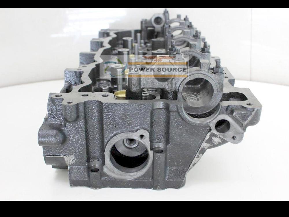 US $452 59 27% OFF|4HK1 4HK1 TC 4HK1TC Engine Cylinder Head For ISUZU  Excavator 5 2L 16v Engine parts truck diesel-in Cylinder Head from  Automobiles &
