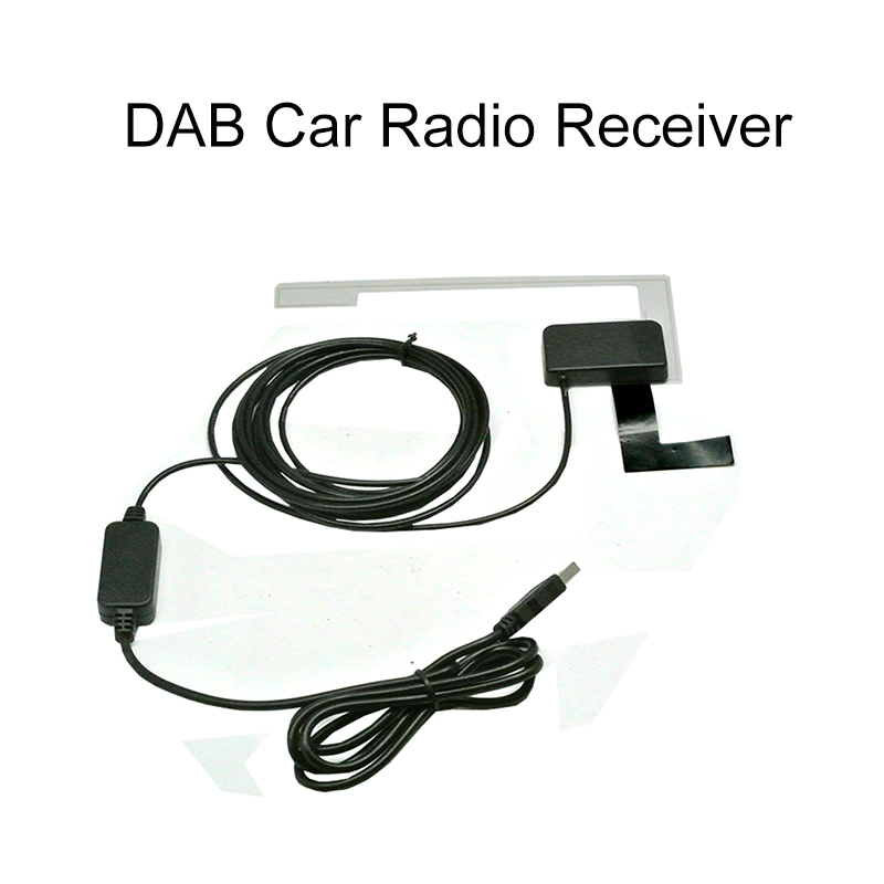 dab car radio tuner receiver usb stick dab box for. Black Bedroom Furniture Sets. Home Design Ideas