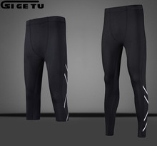 Sport Jogging nadrág Track Men Fitness Futó Harisnya Compression GYM Kosárlabda Futball Wear Training Leggings S-4XL