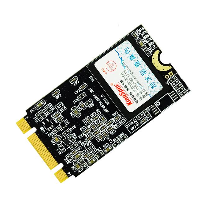 22x42mm kingspec 256 gb m.2 ngff m.2 de estado sólido de unidad de disco duro con 256 mb de caché ssd interfaz para portátil ultrabook intel plataforma