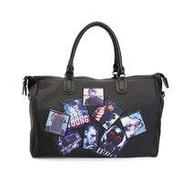 Pu Gym Waterproof Male Bag Top Female Sport Bag for Women Fitness Over the Shoulder Yoga Bag Travel Handbags Luggage Bags