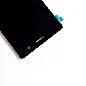 Image 4 - Zte bladeためA603 lcdディスプレイタッチスクリーンデジタイザアセンブリのためのzte blade A603 603 交換電話部品修理キットツール