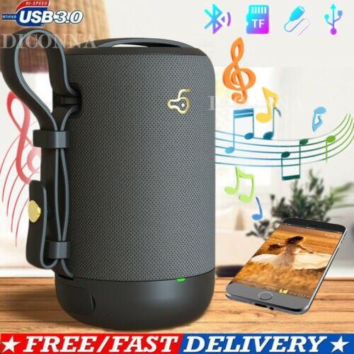 Bluetooth-Lautsprecher Drahtlose 5,0 Wasserdichtes IPX56 20 W Dual Fahrer HD Sound