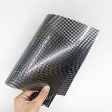 Morbido e sottile bordo del pwb 18*30CM 0.4 MILLIMETRI di spessore bordo universale con fori bordo 0.1 millimetri 2.54 passo Prototipo di matrice di carta per la stampa