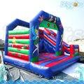 Colorido Bouncying Casa Para Alquiler de Salto de Trampolín Inflable
