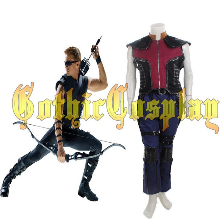 The Avengers Ultron Clint Barton Hawkeye cosplay costume Captain America Hawkeye costumes adult superhero Halloween cosplay on Aliexpress.com | Alibaba ...  sc 1 st  AliExpress.com & The Avengers Ultron Clint Barton Hawkeye cosplay costume Captain ...