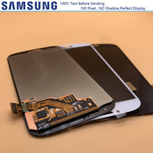 5.0 NEW ORIGINAL Super Amoled lcds Display For Samsung Galaxy S4 i337 i9505 i9500 i9506 i545 LCD With Digitizer Touch Screen