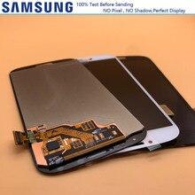 5.0 yeni orijinal süper Amoled LCD ekran Samsung Galaxy S4 i337 i9505 i9500 i9506 i545 LCD Digitizer ile dokunmatik ekran