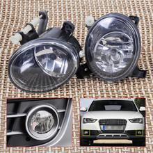 Seguimiento # Nuevo Par Delantera Derecha + Izquierda Niebla Lámpara de Luz para Audi A4 A6 A5 A6 Q5 2010 2011 2012 2013 2014 2015 8T0941699B 8T0941700B