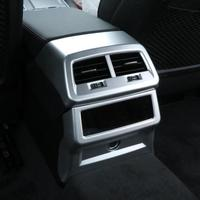 Car accessories For Audi A6 C8 2019 Armrest Box Air Conditioning Vent Outlet Cover Trim Car styling ABS