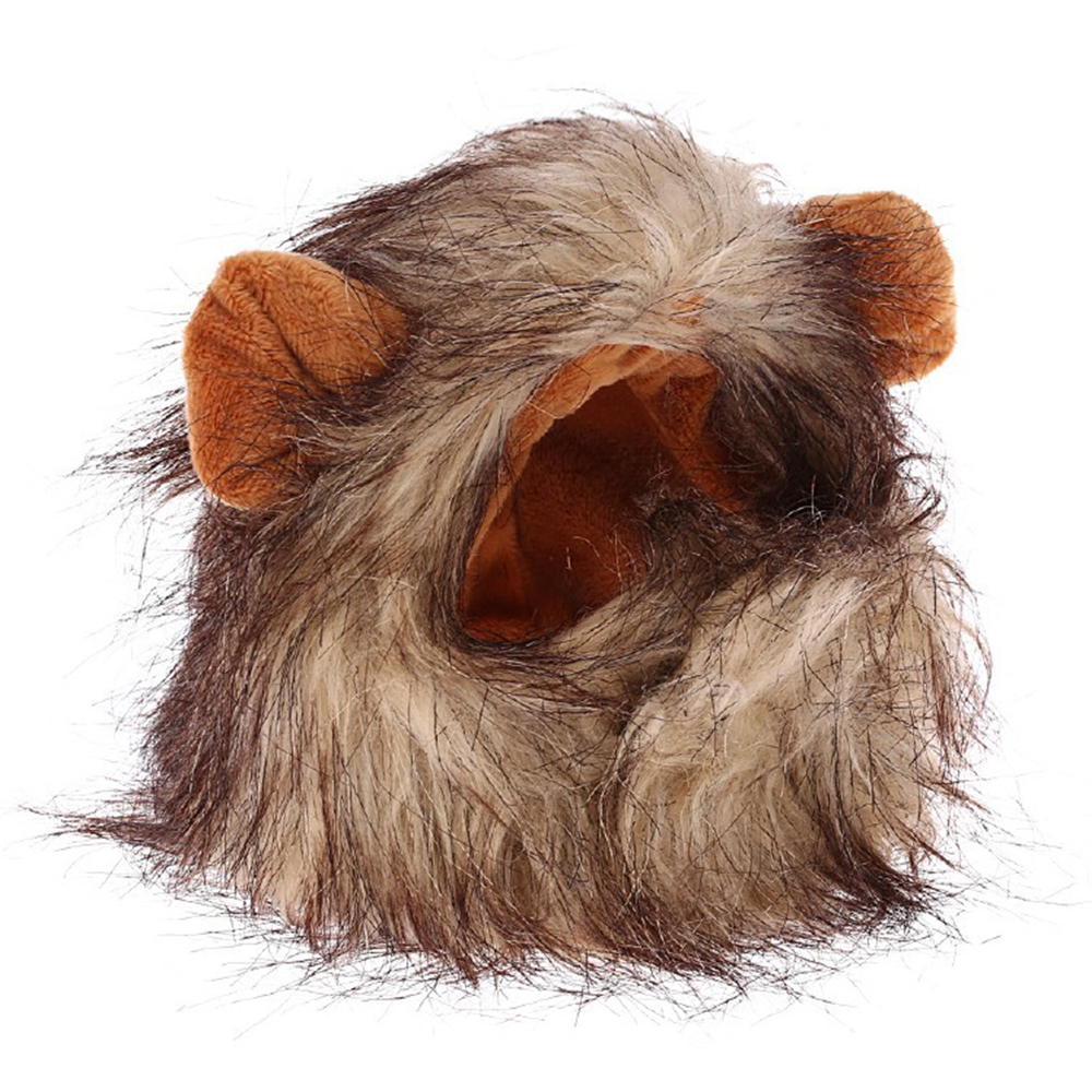 Pet Lion Halloween Costume  5