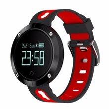 DM58 умный Браслет фитнес-трекер Smart Watch измерять кровяное давление Android relogios pulsoira inteligente для iOS и Android